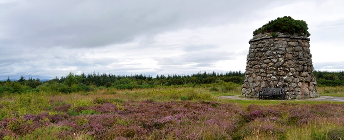culloden battlefield tours from inverness
