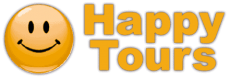 Happy Tour logo
