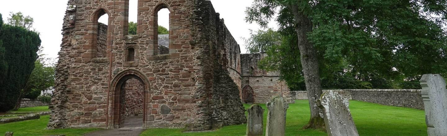 Must see in the Highlands, Beauly Priory