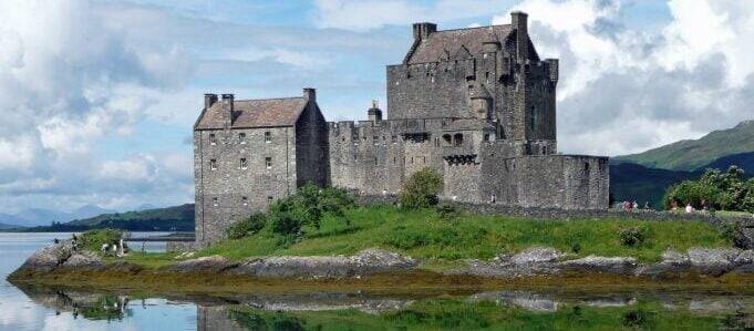 must see in the highlands eilean donan castle