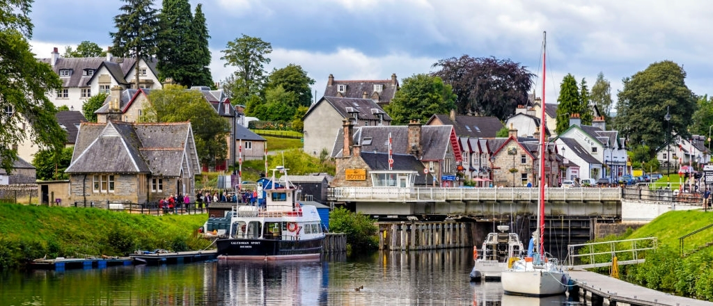 must see in the highlands, Fort Augustus