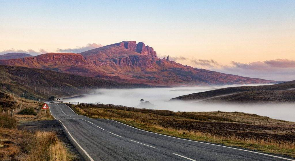 how do you get to the isle of skye?