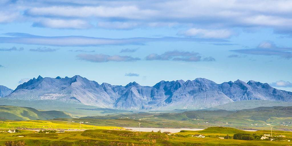 how do you get to the isel of skye