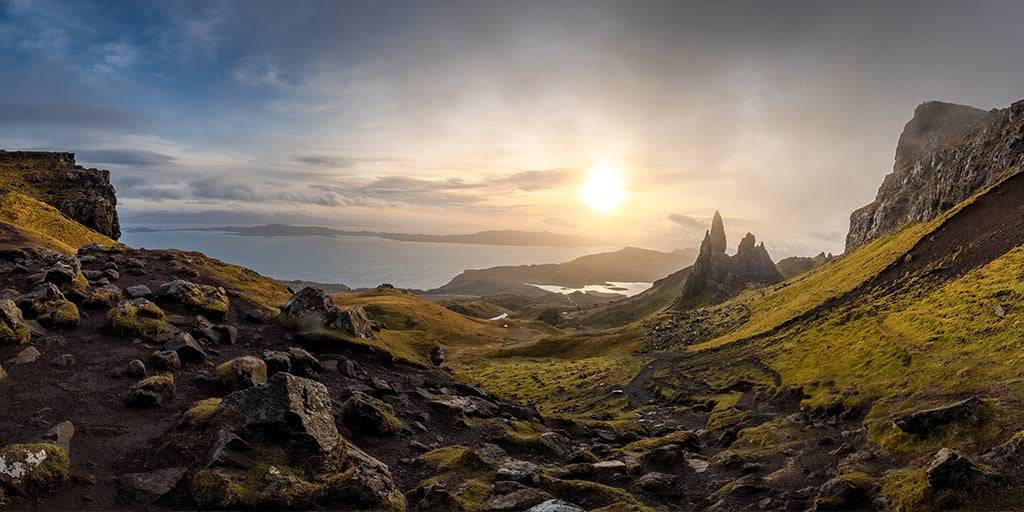 how to get to isle of skye